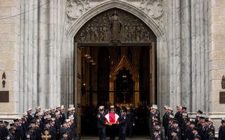 Even Billionaires' Funerals Reflect Their Vast Wealth