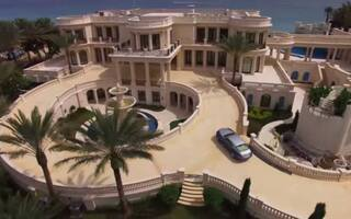 Take A Look At This $159M Versailles-Inspired Florida Mansion Now For Sale