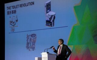 Bill Gates Wants To Save $233 Billion A Year Through Toilet Research