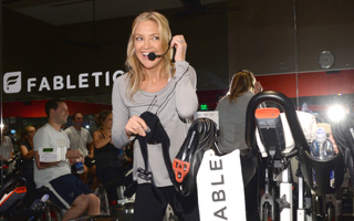 Fabletics Took Kate Hudson From Almost Famous To Athleisure Entrepreneur