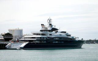 The Ultra-Rich Spend $3 Billion A Year On Extravagant Superyachts