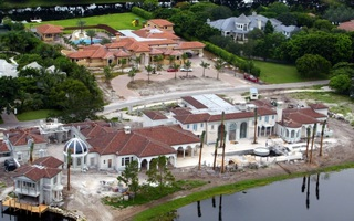 Huge $48.8 Million South Florida Mansion Torn Down To Make Room For New One