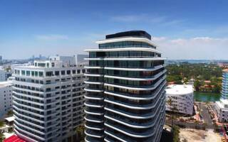 Kanye West's Surprise Christmas Gift To Kim Kardashian: A $14M Miami Condo