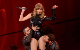 Taylor Swift's Reputation Stadium Tour Is The Biggest Grossing Tour In US History