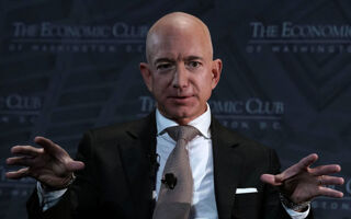 Jeff Bezos Made More Money In 2018 Than Any Other Billionaire