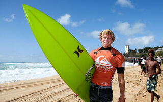 John John Florence Is The Highest Paid Surfer In The World