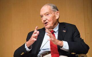 Vanguard Founder Jack Bogle Gave Billions So Countless Regular Investors Could Get Rich. RIP
