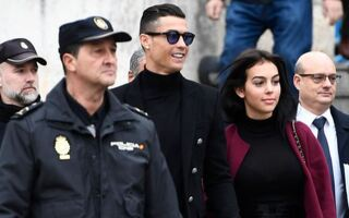 Cristiano Ronaldo Coughs Up $21 Million To Avoid Prison For Tax Fraud (A Small Dent In His $450 Million Net Worth)
