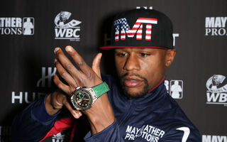 Floyd Mayweather Shows Off His Extensive Watch Collection On Instagram