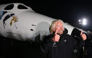 Richard Branson Says He Intends To Go To Space By July