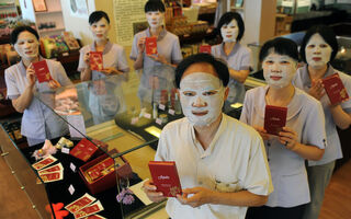 Face Mask Craze Creates New Billionaire