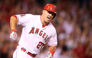 Mike Trout Just Signed The Biggest Contract In Sports History