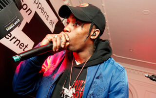 Travis Scott Sells Out The Forum, Show Grosses Record $1.7 Million
