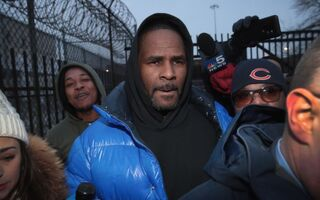 One Of R. Kelly's Bank Accounts Is Reportedly In The Red