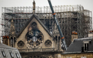 France's Wealthiest People And Companies Step Up To Donate $1 Billion To Notre Dame Rebuild