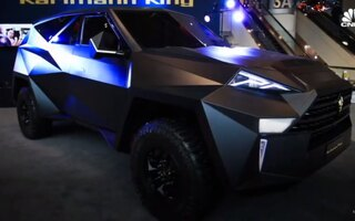 The $1.9 Million Karlmann King Is The Most Expensive SUV In The World