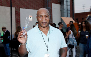 Mike Tyson Turns Over A New Leaf, Developing Luxury Weed Resort In California