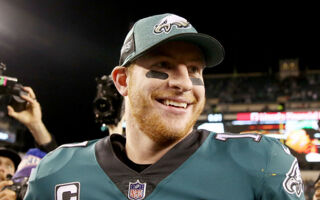 Carson Wentz Just Signed A Record-Setting Contract To Stay In Philadelphia