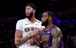 A Fan Placed A Huge Bet On The Lakers Just Before They Traded For Anthony Davis