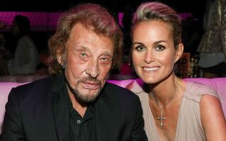 Instagram Posts Deal Costly Blow To The Widow Of French Musician Johnny Hallyday In Battle Over His $200 Million Fortune