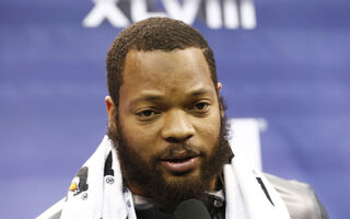 The NFL's Michael Bennett Says He Holds All His Paychecks Until The End Of The Season