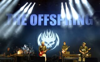 The Current Members Of The Offspring And Their Former Bassist Are Battling Over Their Music