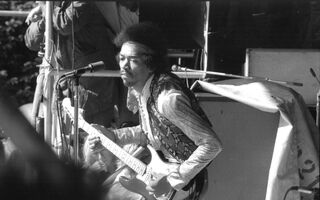 How Much Was Jimi Hendrix Worth When He Died?