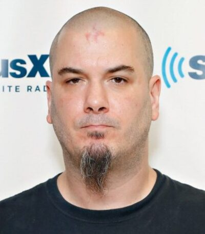 The 53-year old son of father (?) and mother Michelle Robards Phil Anselmo in 2021 photo. Phil Anselmo earned a  million dollar salary - leaving the net worth at  million in 2021