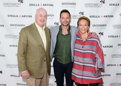 Nick Kroll Indulged In A Frozen Treat On