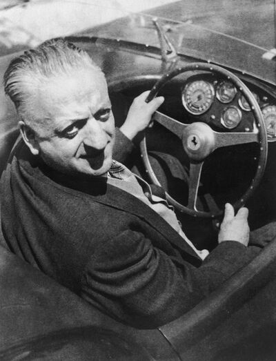 Enzo Ferrari Net Worth Celebrity Net Worth