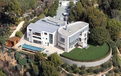 Tom Hanks $26 Million Pacific Palisades Mansion
