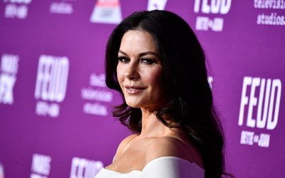 Catherine Zeta-Jones' House:  A $5.075 Million Retreat for a Very Busy Woman