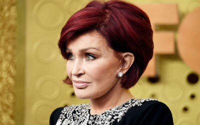 Sharon Osbourne's House:  Selling Her Mansion for $13 Million Makes Sense Somehow