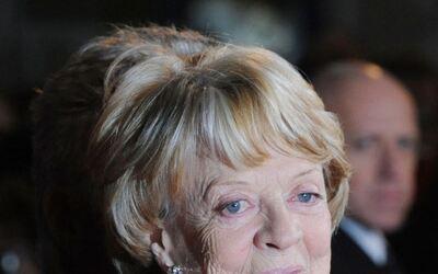 Maggie Smith Net Worth