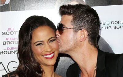 How Robin Thicke Rose From Rich Kid Of Beverly Hills To R&B's Secret Weapon