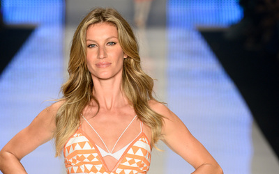 Gisele Bundchen's House:  The Supermodel Opens the Doors to Her Eco-Friendly Mansion