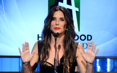 Sandra Bullock Made An Astronomical Amount Of Money Off Gravity... Get it? Astronomical :)