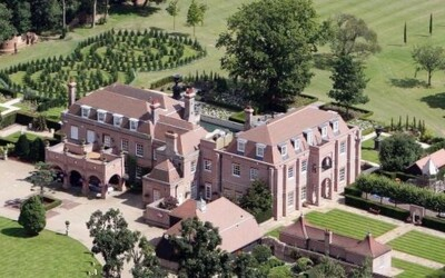 The Amazing Mansions Of Soccer Superstars