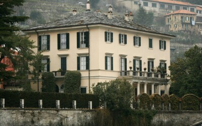 George Clooney Reportedly Selling Lake Como Villa - Stands To Make Absolutely Insane Profit