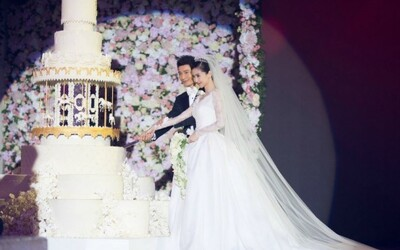 "The Chinese ""Kim Kardashian"" Spent $31 Million On Her Wedding"