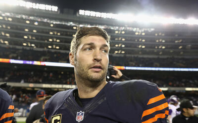 Jay Cutler Has Earned An Absurd Amount Of Money Per Game With The Chicago Bears