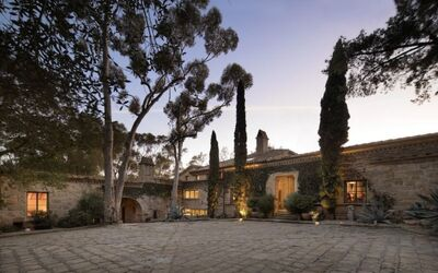 Ellen DeGeneres Lists Montecito Mansion For $45 Million