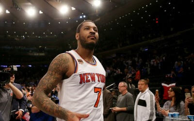 Carmelo Anthony Is No Longer A Member Of The New York Knicks... But He Made A LOT Of Money Playing For Them