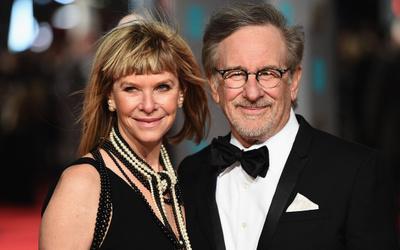 Steven Spielberg & Kate Capshaw Net Worth