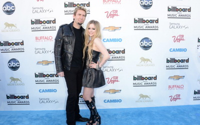 Avril Lavigne & Chad Kroeger Net Worth
