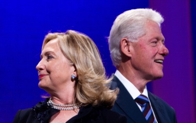Bill Clinton & Hilary Clinton Net Worth
