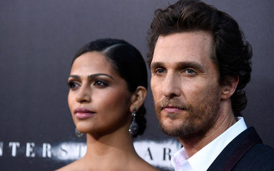 Matthew McConaughey & Camila Alves Net Worth