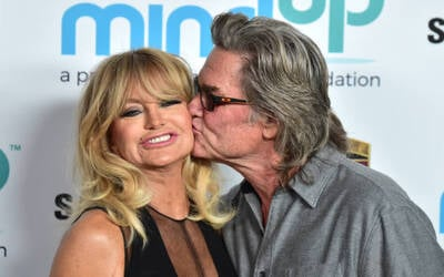 Kurt Russell & Goldie Hawn Net Worth