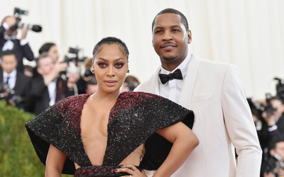 Carmelo Anthony & La La Vazquez Net Worth