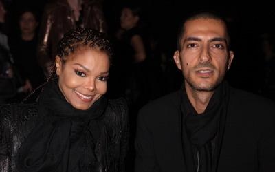 Janet Jackson & Wissam Al Mana Net Worth